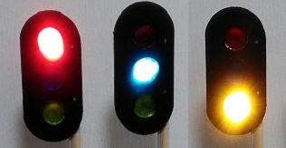 DIY-信号機模型JR形式の製作